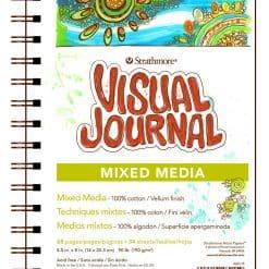 Strathmore Visual Journal - Mix Media (190 gr.) - 14x24,3 cm